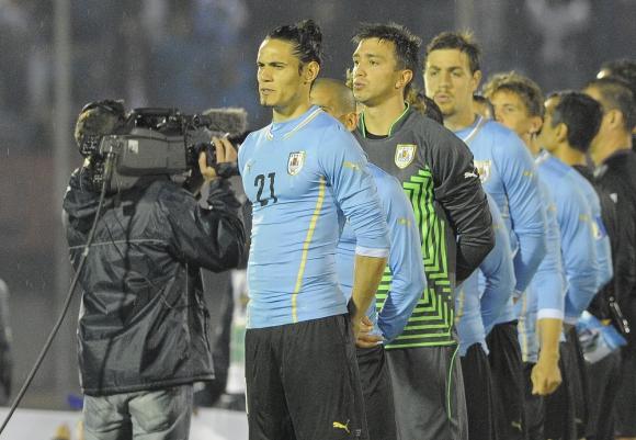 La AUF organiza la televisación de los partidos de Uruguay. Foto: Archivo El País
