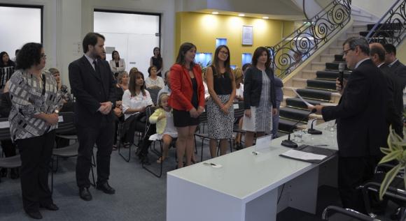 Jorge Díaz dijo que traslado de la fiscal Gabriela Fossati no fue una sanción. Foto: fiscalia.gub.uy