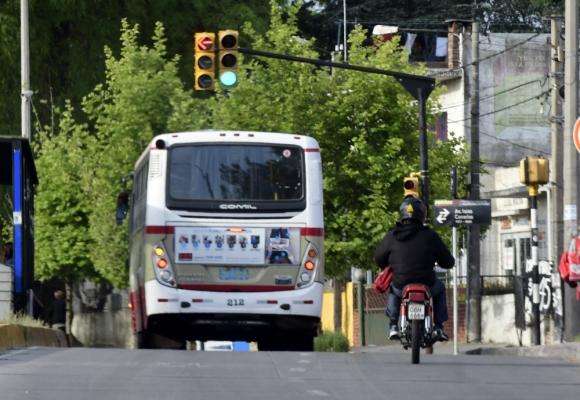 En el barrio Nuevo París aumentaron rapiñas a ómnibus en febrero. Foto: M. Bonjour