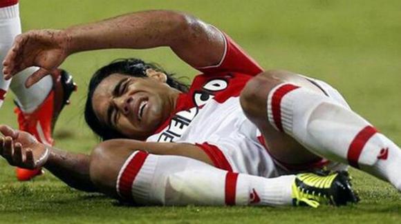 La lesión de Radamel Falcao que le impidió jugar en Brasil 2014