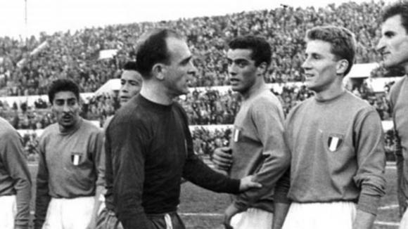 Alfredo Di Stéfano en selección española, Alcides Ghiggia en la italiana