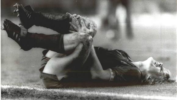 Bernd Schuster se perdió el Mundial por una patada de Goikoetxea