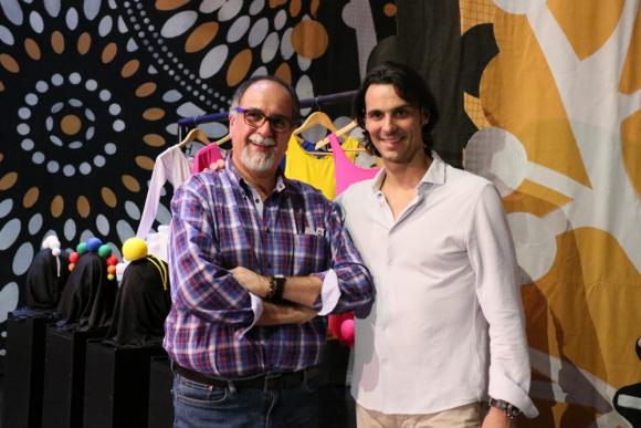 Hugo Millán e Igor Yebra