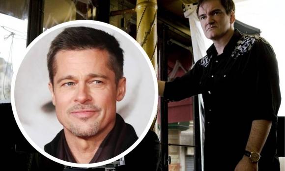 Brad Pitt se suma a lo nuevo de Tarantino