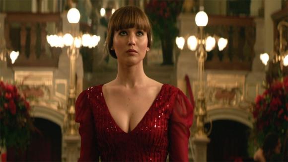"""Jennifer Lawrence en """"Red Sparrow"""""""
