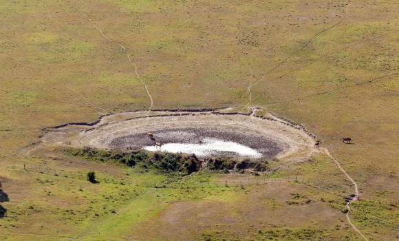 Gobierno decretará emergencia agropecuaria en cinco departamentos por la sequía