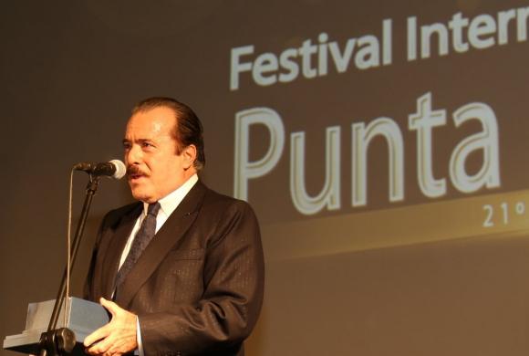 Tony Ramos en Punta del Este