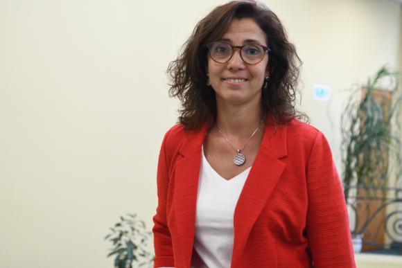Mariela Solari, Directora de la Unidad de Víctimas y Testigos de la Fiscalía. Foto: A. Colmegna