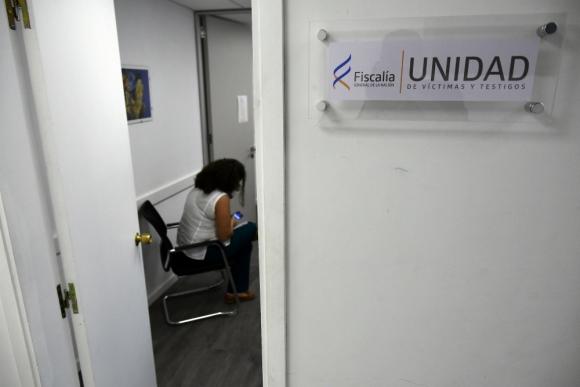 Contención. La unidad arma una red de sostén para aquellos que sufren secuelas luego de un delito penal. Foto: Fernando Ponzetto.