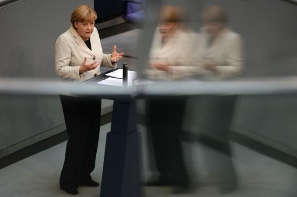 Merkel está en el gobierno hace 12 años. Foto: AFP