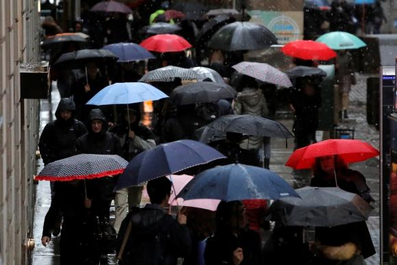 YouTube: Las fuertes tormentas que han puesto a Uruguay bajo alerta