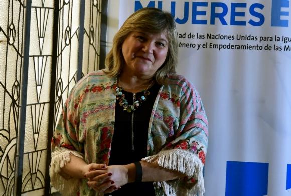 Maria Noel Vaeza. Foto: Fernando Ponzetto