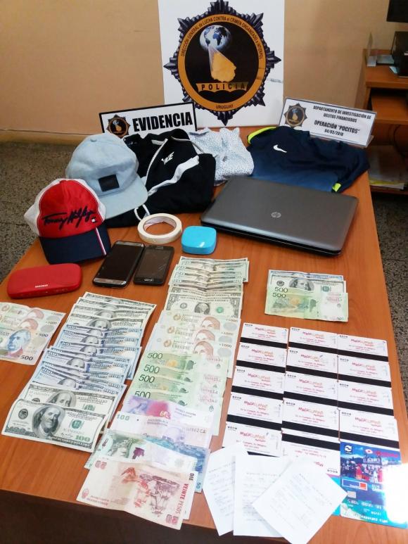Dos extranjeros fueron a prisión por usar tarjetas clonadas. Foto: Unicom