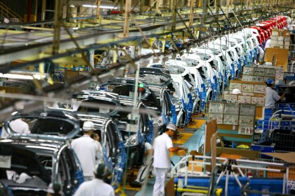 Bimestre: la producción se incrementó 20% en este perIodo. Foto: AFP