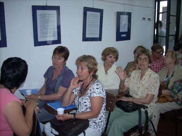 Foto: Facebook / Liga de Amas de Casa del Uruguay