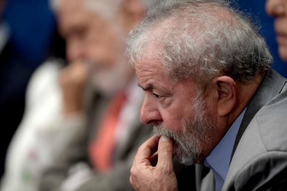 Lula Da Silva. Foto: AFP
