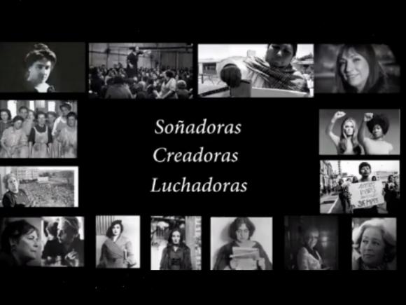 Daniel Martínez homenajea a las mujeres. Foto: Captura