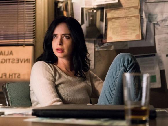 "Imagen promocional de la segunda temporada de ""Jessica Jones"""