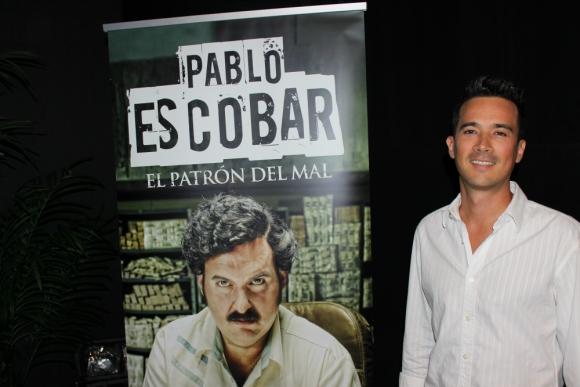 José Camilo Ferrand, luego del éxito de Escobar, el patrón del mal y El cártel de los sapos, escribió una comedia. Foto: Archivo