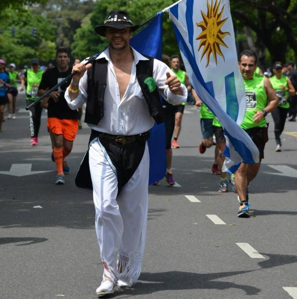 Gauchito. Inició corriendo en 2005 y aún sigue haciéndolo.