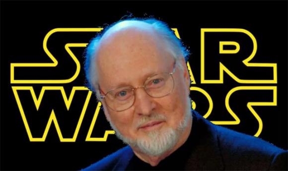 John Wiliams ganó su tercer Oscar por la banda sonora de Star Wars