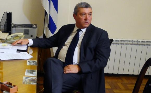 Salgado: desde ayer preside la Cámara del Trasporte del Uruguay. Foto: F. Ponzetto