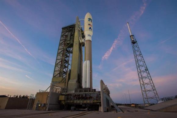 Lanzamiento Falcon 9. Foto: EFE