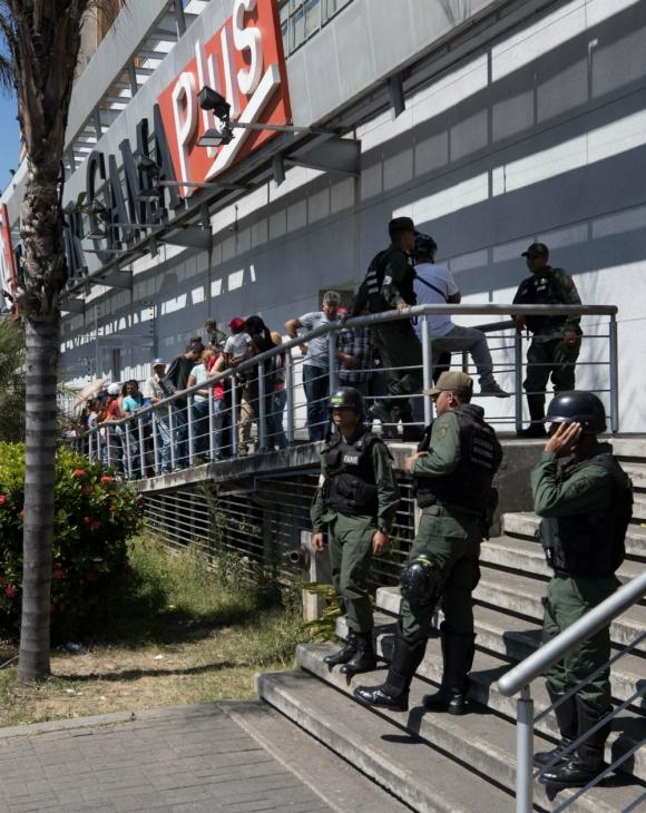 Caracas: la crisis en Venezuela será tema en la Cumbre de Lima. Foto: Reuters