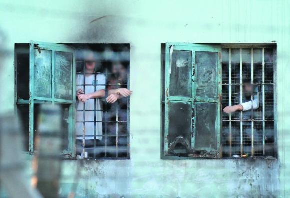 El hogar Piedras fue escenario en noviembre de una pelea entre funcionarios. Foto: Archivo