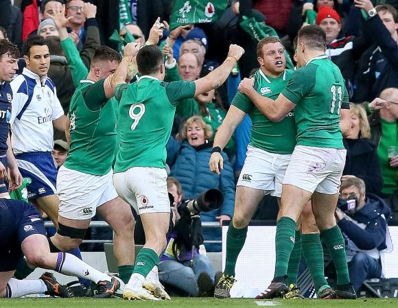Irlanda. Foto: AFP.