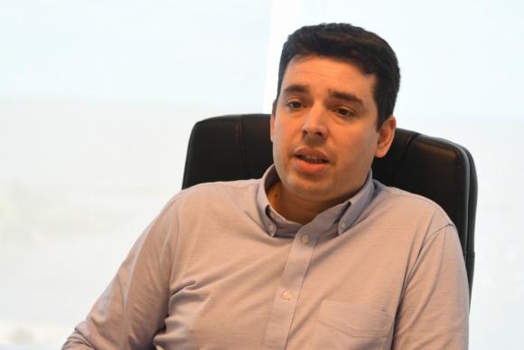 Sebastián Peaguda. Foto: Ariel Colmegna