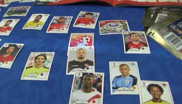 Egidio Arévalo Ríos está en el plantel celeste del álbum del Mundial