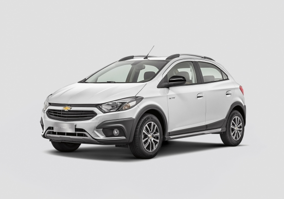 Chevrolet Onix. Foto: Chevrolet