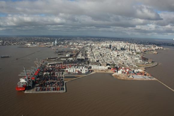 Plan Maestro incluye obras en puerto de Montevideo, Punta Sayago y Capurro. Foto: Archivo