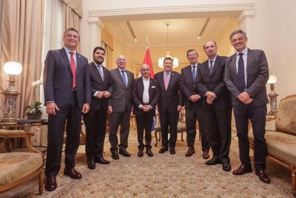 Consenso entre cancilleres de Mercosur en negociaciones con la UE