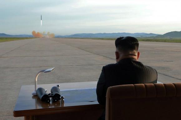 De Corea del Norte depende un