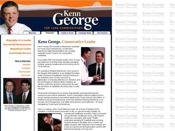 Kenneth S. George será el próximo embajador de EE.UU en Uruguay