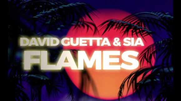 Flames de Sia y David Guetta