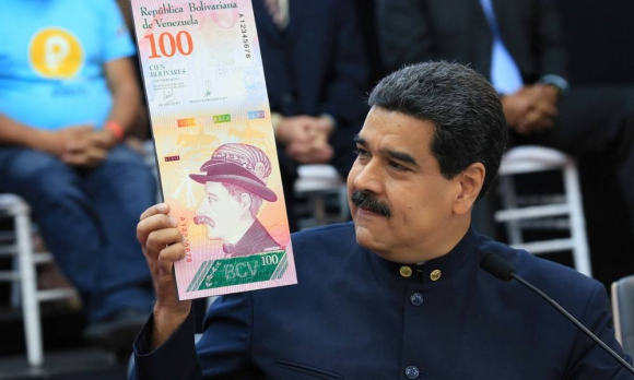 Oposición venezolana celebró sanciones contra el régimen de Maduro