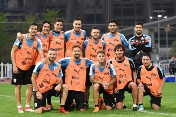 Uruguay derrotó a Gales y se adjuntó la China Cup 2018
