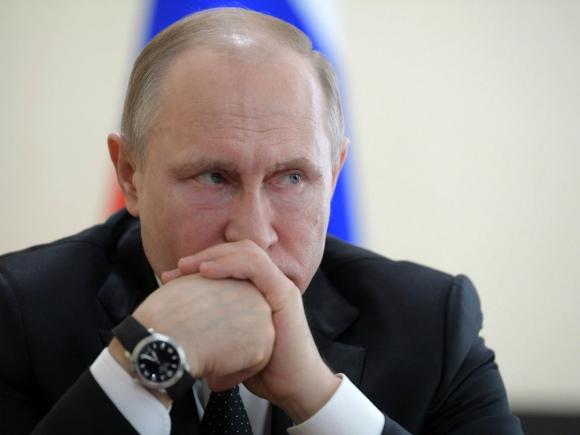 Putin expulsa a 150 diplomáticos — Represalia rusa