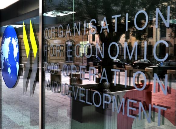 "OCDE lanzó el informe ""Perspectivas económicas de América Latina 2018"". Foto: OCDE"