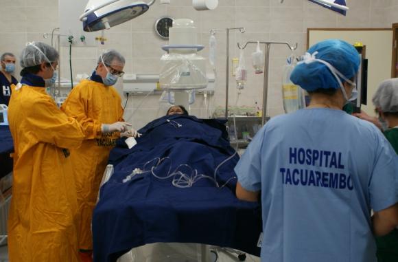 Tacuarembó: el centro de salud en el departamento podría tener un centro de especialización. Foto: archivo El País