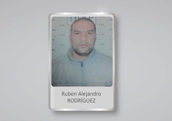 Alejandro Rodríguez De Armas. Foto: Ministerio del Interior
