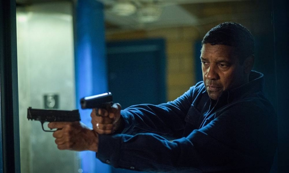 "Denzel Washington en ""El justiciero 2"""