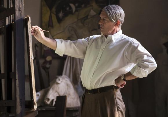 """Antonio Banderas como """"Genius: Picasso"""""""