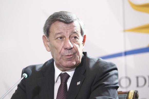 Rodolfo Nin Novoa, ministro de Relaciones Exteriores. Foto: Efe.