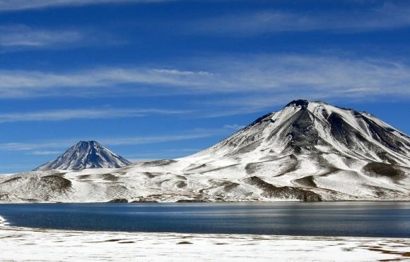 Cordillera de los Andes. Foto: Pixabay