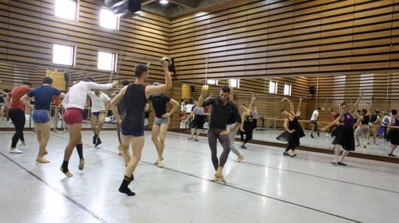 Ballet Nacional del Sodre. El Corsario
