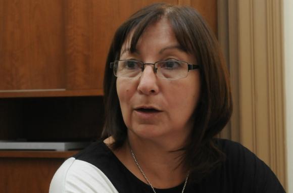 Elbia Pereira, de FUM. Foto: archivo El País